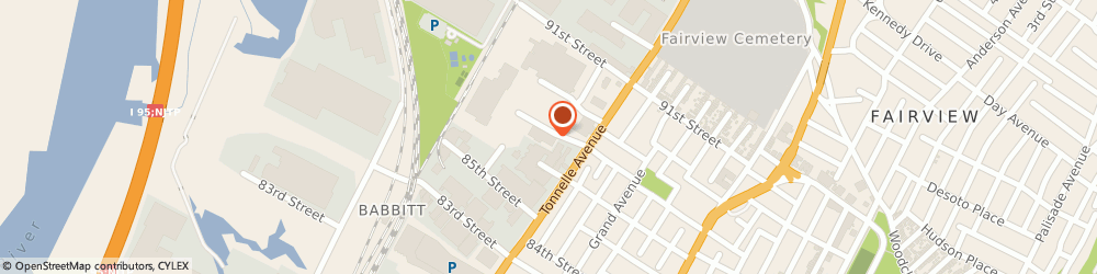 Route/map/directions to Mattress Firm North Bergen, 07047 North Bergen, 2101 88th St