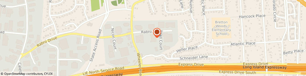 Route/map/directions to Billing Services Inc, 11788 Hauppauge, 300 Rabro Dr