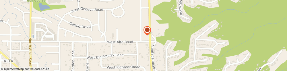 Route/map/directions to DigitalMint Bitcoin ATM, 61615 Peoria, 1415 Alta Rd