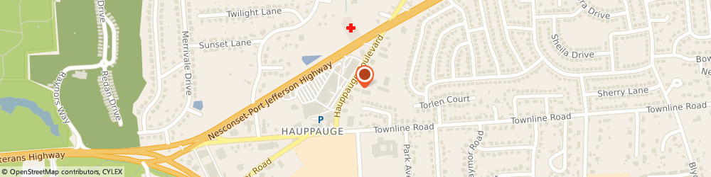Route/map/directions to Wendy's, 11788 Hauppauge, 527 Route 111