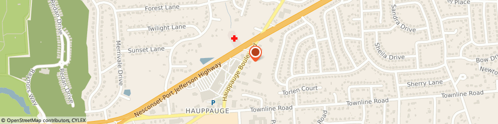 Route/map/directions to McDonald's, 11787 Hauppauge, 517 NY Rt 111