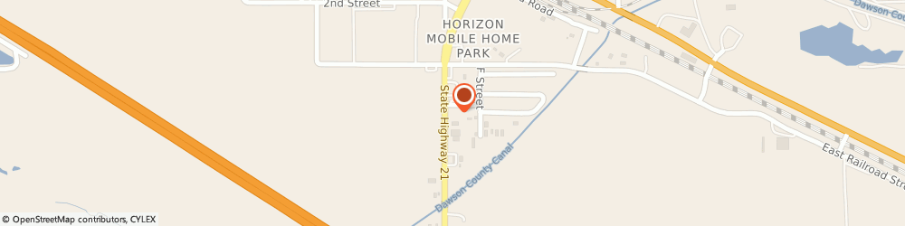 Route/map/directions to Dairy Queen, 69130-9704 Cozad, 320 S Meridian Ave