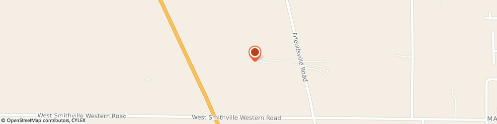 Route/map/directions to Mccoy Insurance Agency Incorporated, 44691 Wooster, 5062 Friendsville Rd