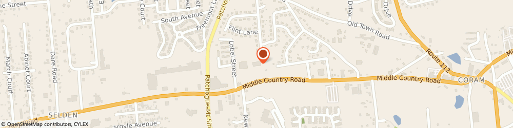Route/map/directions to World Gym - CORAM, 11727 Coram, 607 Middle Country Rd