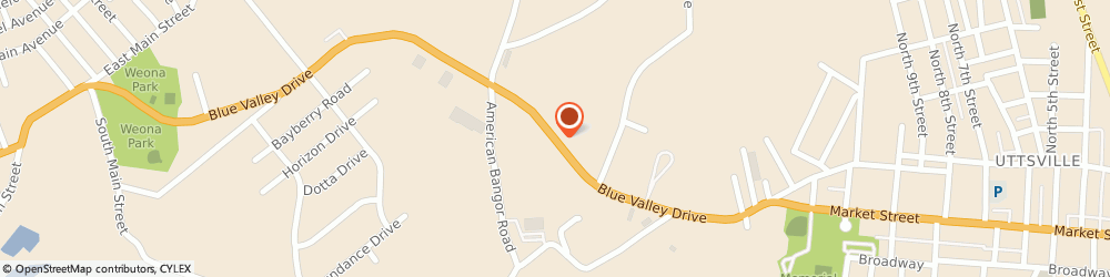 Route/map/directions to State Farm Insurance, 18013 Bangor, 327 Blue Valley Drive