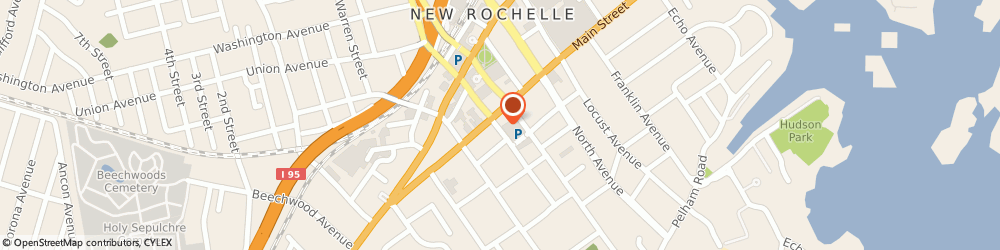 Route/map/directions to Primerica Ron Schmitt Sr, 10801 New Rochelle, 10 S Division St Ste 4