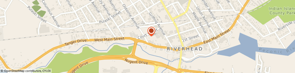Route/map/directions to Salvation Army, 11901 Riverhead, 130 OSBORNE AVENUE