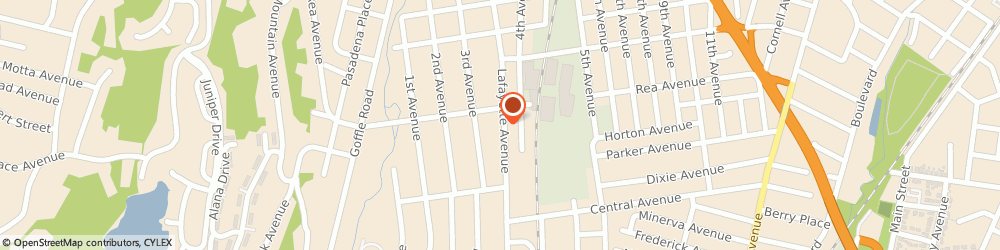 Route/map/directions to Olssons Pharmacy, 07506 Hawthorne, 576 Lafayette Avenue