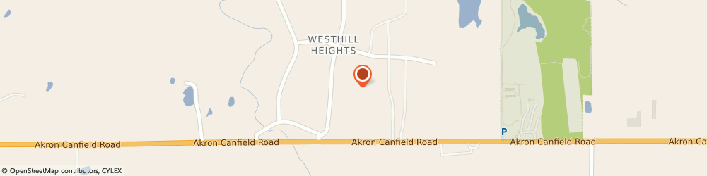 Route/map/directions to Battista Granite Marble Countertops, 44406 Canfield, 6345 Elk Rd