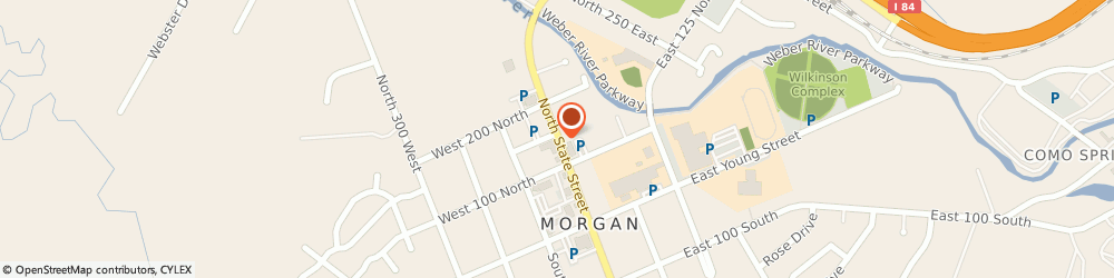 Route/map/directions to Morgan Ace Hardware, 84050 Morgan, 139 N STATE ST