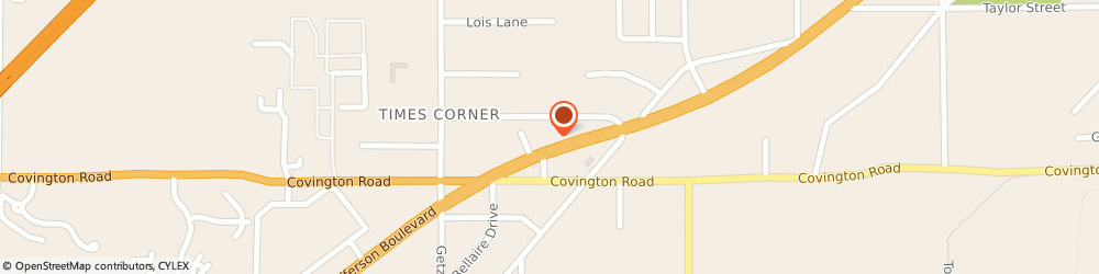 Route/map/directions to Firestone Complete Auto Care, 46804 Fort Wayne, 5736 W Jefferson Blvd