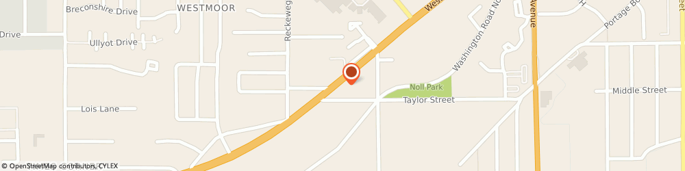 Route/map/directions to TONY BECKER AGENCY, INC, 46804 Fort Wayne, 4715 W Jefferson Blvd