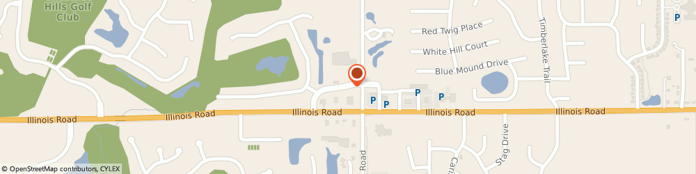 Route/map/directions to Pak Mail, 46814 Fort Wayne, 10214 Chestnut Plaza Drive