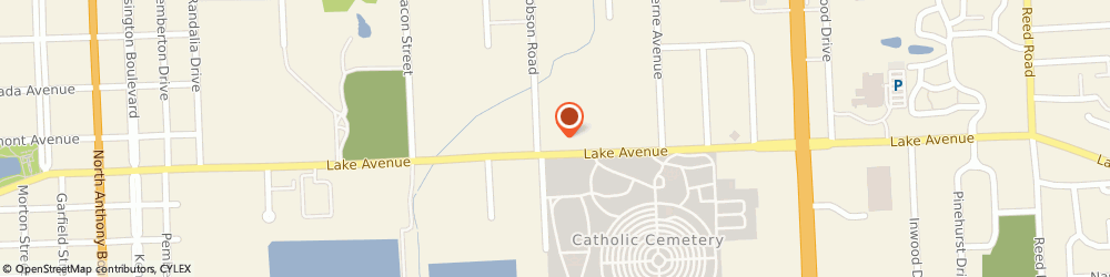 Route/map/directions to Laboratory Corporation Of America, 46805 Fort Wayne, 3217 Lake Ave