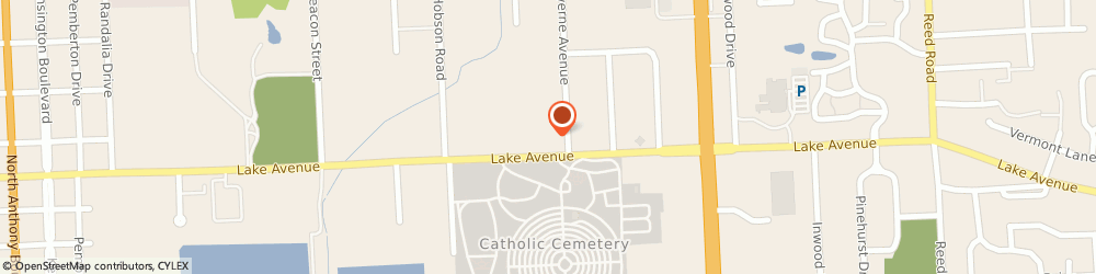Route/map/directions to Neelam Soni-Psychic, Astrologer and Reiki Master, 46825 Fort Wayne, 3521 Lake Avenue