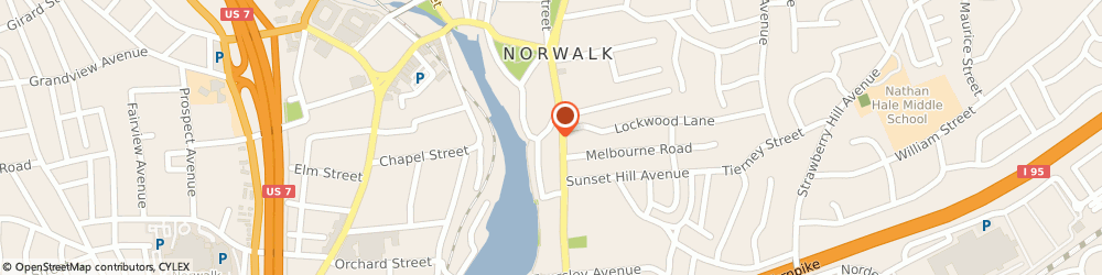 Route/map/directions to Barbara Heffernan, Lcsw, 06851 Norwalk, 108 East Ave