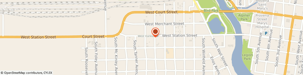 Route/map/directions to Ameriprise Financial, 60901 Kankakee, 1630 W Station St