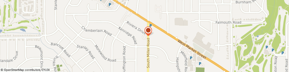 Route/map/directions to Robert Farmwald: Allstate Insurance, 44333 Fairlawn, 66 S Miller Rd