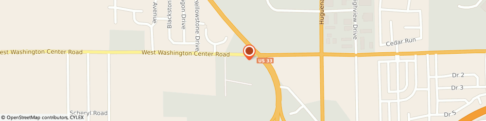 Route/map/directions to Firestone Complete Auto Care, 46818 Fort Wayne, 4201 W Washington Center Rd