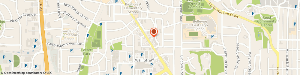 Route/map/directions to State Farm Insurance, 68005 Bellevue, 1501 GALVIN RD S