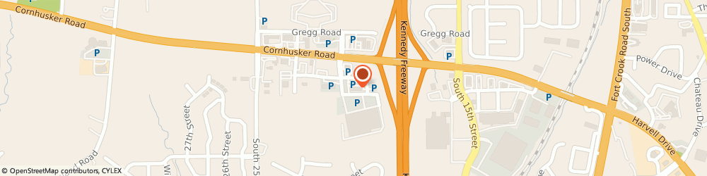 Route/map/directions to State Farm Insurance, 68123 Bellevue, 2015 Pratt Ave # 119