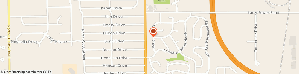 Route/map/directions to Edward Jones - Financial Advisor: Dennis Stuth, AAMS®, 60914 Bourbonnais, 1230 N Convent