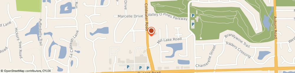 Route/map/directions to Farmers Insurance Group, 46845 Fort Wayne, 10816 COLDWATER RD