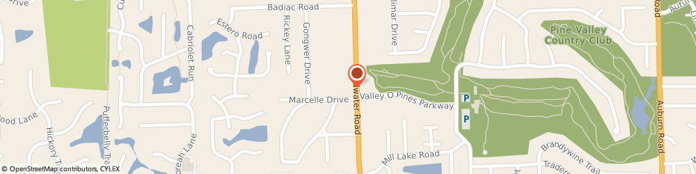 Route/map/directions to Farmers Insurance - Alan Tripp, 46845 Fort Wayne, 11121 Coldwater Rd