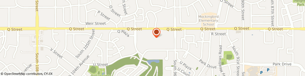 Route/map/directions to H&R Block, 68127 Omaha, 9759 Q St
