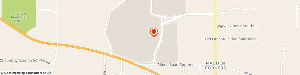 Route/map/directions to Asian Chao, 44446 Niles, 5555 Youngstown-Warren Road