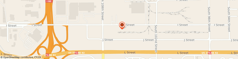 """Route/map/directions to Firestone Retailer, 68127 Omaha, 10609 """"I"""" Street"""