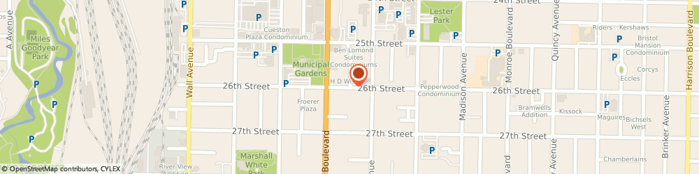 Route/map/directions to Mr Rooter Plumbing, 84401 Ogden, STREET