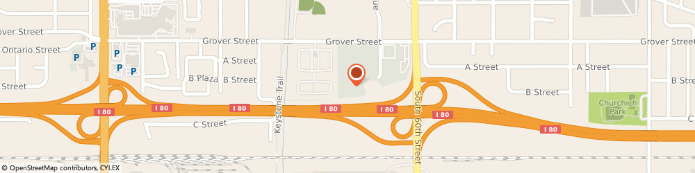 Route/map/directions to Firestone Retailer, 68106 Omaha, 6223 Grover Street