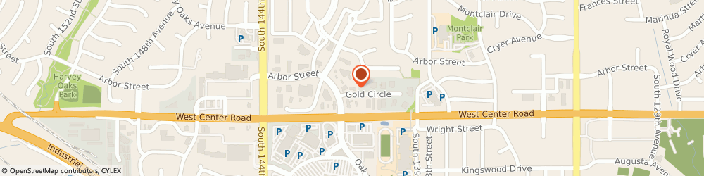 Route/map/directions to Firestone Retailer, 68144 Omaha, 13942 Gold Circle