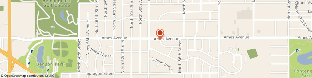 Route/map/directions to Firestone Retailer, 68104-2705 Omaha, 5921 Ames Ave