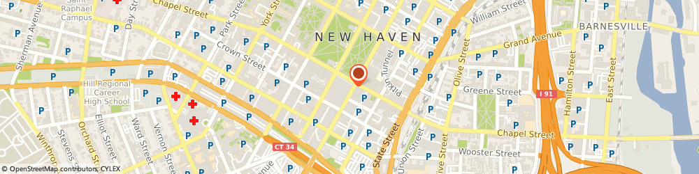 Route/map/directions to Sprint Store By Solutions Center, 06510 New Haven, 80 Church St