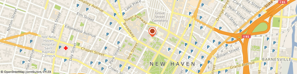 Route/map/directions to Bank of America, 06511 New Haven, 120 HIGH ST