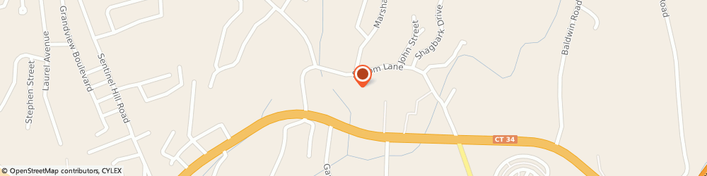 Route/map/directions to Santander Bank ATM, 06418 Derby, 656 New Haven Ave