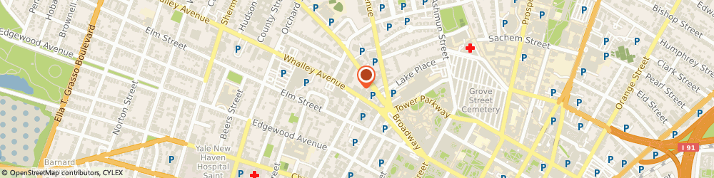 Route/map/directions to Metro by T-Mobile, 06511-3289 New Haven, 55 Whalley Ave