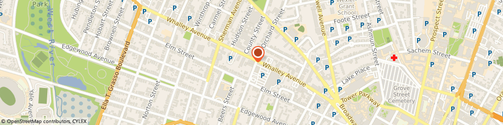 Route/map/directions to Boost Mobile, 06511 New Haven, 206 Whalley Ave.