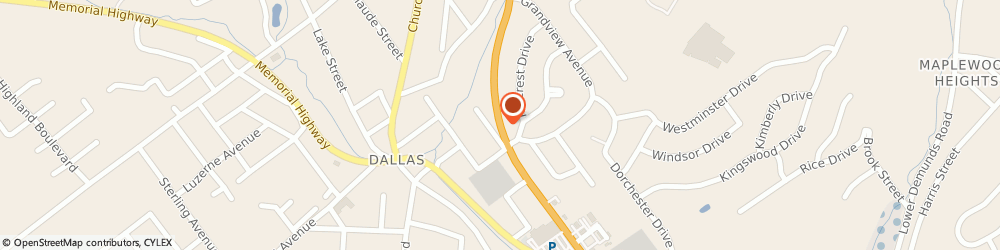 Route/map/directions to Navy Federal Credit Union ATM, 18612 Dallas, Sr 309 Hwy
