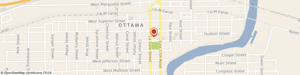 Route/map/directions to Country Financial Bruce A Butchko, 61350 Ottawa, 1019 N Lasalle St