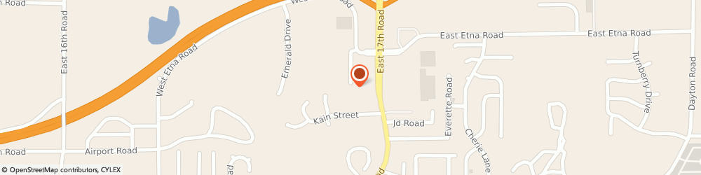 Route/map/directions to Farmers Insurance - Erica Mealey, 61350 Ottawa, 2717 Columbus St