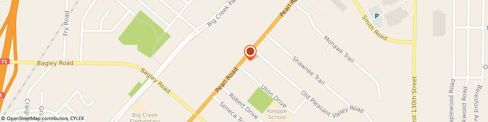 Route/map/directions to Farmers Ellen Fatica, 44130 Cleveland, 7123 Pearl Rd Ste 108