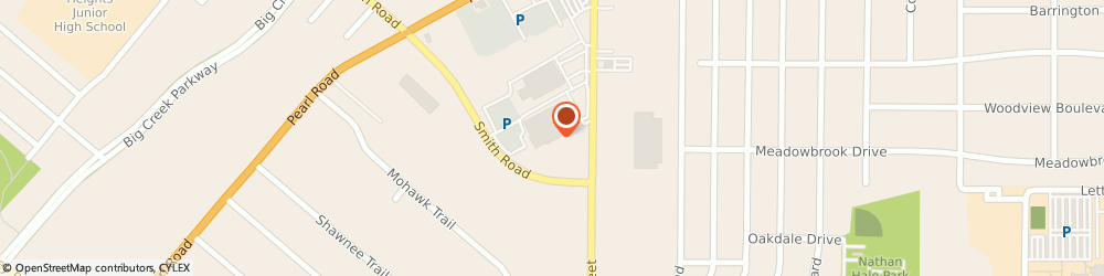 Route/map/directions to Jackson Hewitt Tax Service Middleberg Hts, 44130 Middleburg Heights, 6950 W 130TH ST