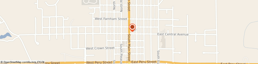 Route/map/directions to Happy Hands Preschool, 61356 Princeton, 24 NORTH MAIN STREET