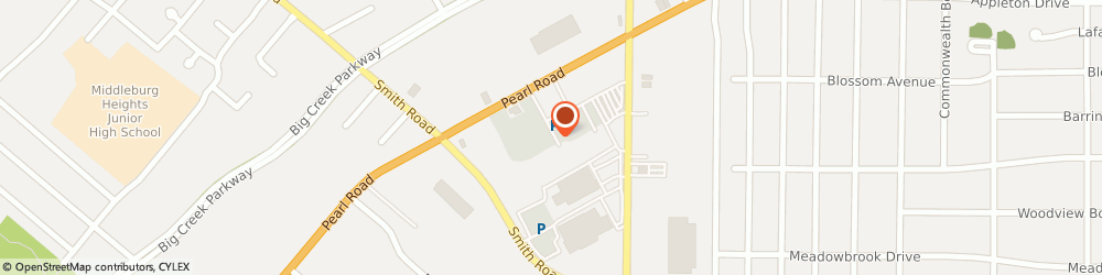 Route/map/directions to Farmers Insurance Group, 44130 Cleveland, 6867 PEARL RD # 102