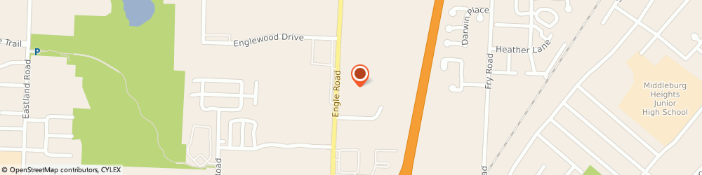 Route/map/directions to Fastenal, 44130 Middleburg Heights, 6925 Engle Road