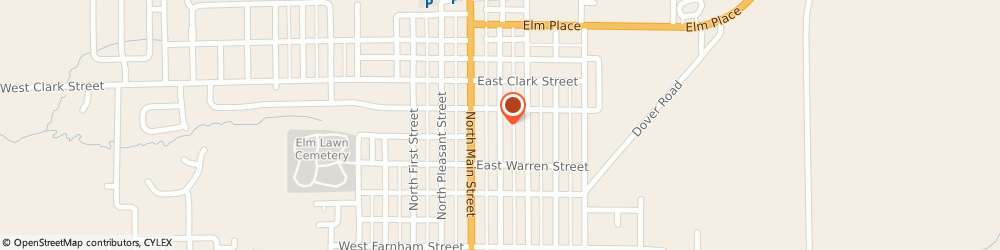 Route/map/directions to Dis Emporium Incorporated, 61356 Princeton, 611 N Vernon St