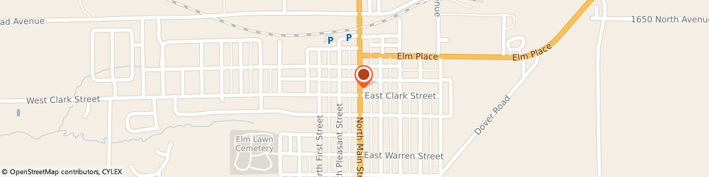 Route/map/directions to Wyanet Carpet, 61356 Princeton, 816 NORTH MAIN STREET